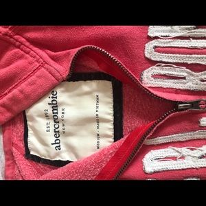Abercrombie & Fitch Tops - Abercrombie & Fitch jogging set